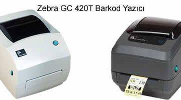 Zebra GC 420T Barkod Yazıcı Fiyatı